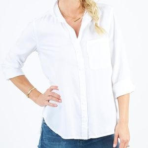 Cloth & Stone Anthropologie Long Sleeve Button XS